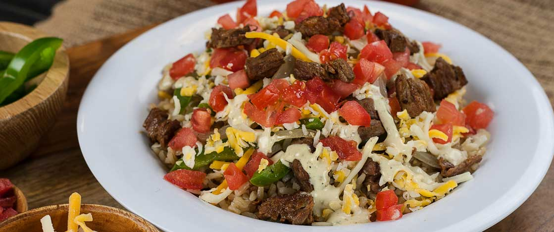 Steak Bowl