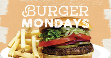 Monday Specials for 9/28/2020 - Burger Monday