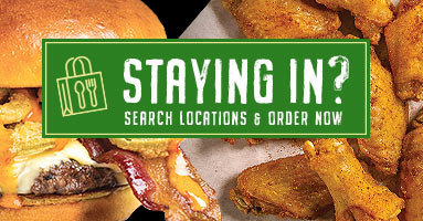 Staying in? Search Locations and Order Now