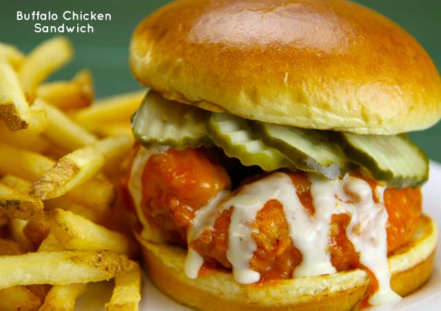 NEW! Southern Fried Chicken Tender Sliders